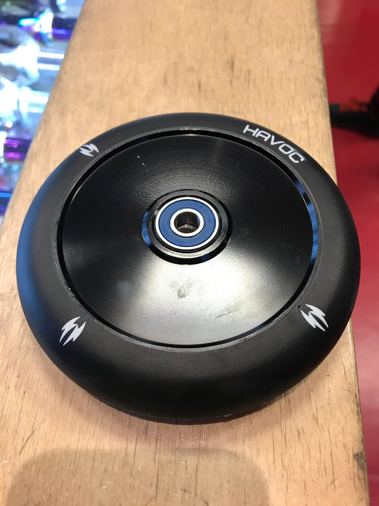 Havoc Hollow Core 120mm (SINGLE) - Scooter Wheel