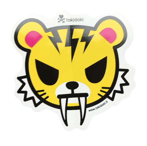 Tokidoki Salaryman Face - Sticker