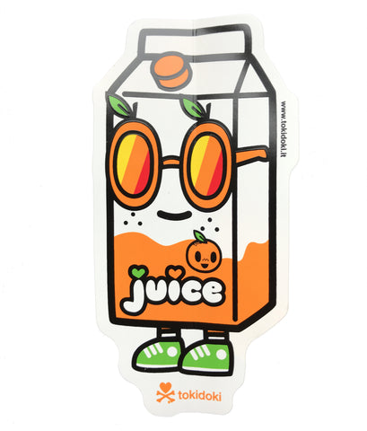 Tokidoki Juicy Juice Breakfast Besties - Sticker