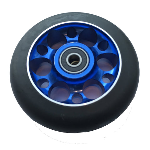 Kamikaze Single Core 100mm (SINGLE) - Scooter Wheel Blue