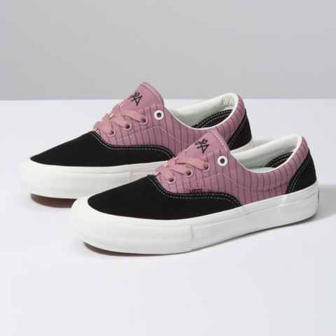 Vans Era Pro (Lizzie Armanto) Black / Nostalgia Rose - Shoes