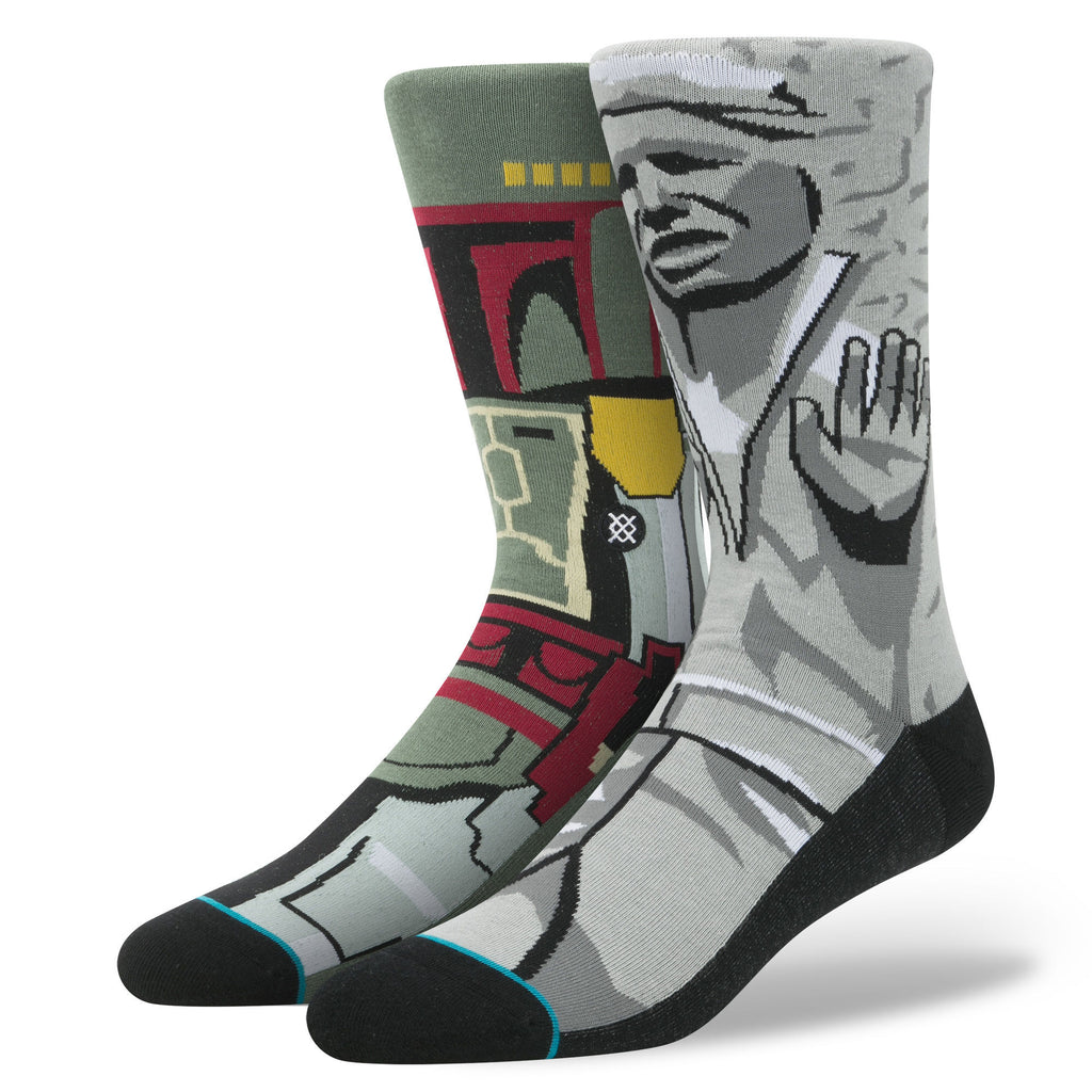 Instance Socks StarWars Frozen Bounty Grey