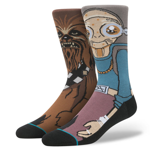 Instance Socks StarWars Kanata Grey