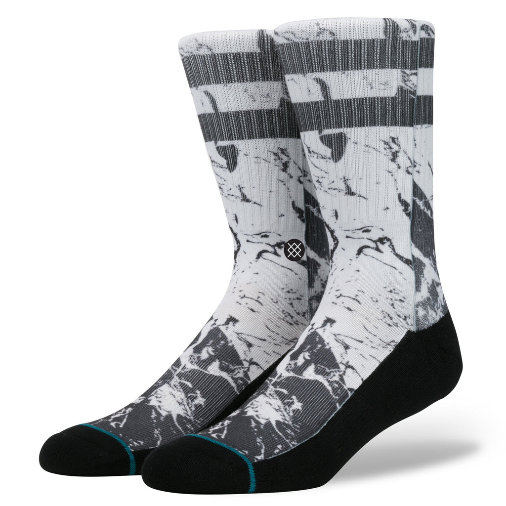 Instance Granite Black Socks