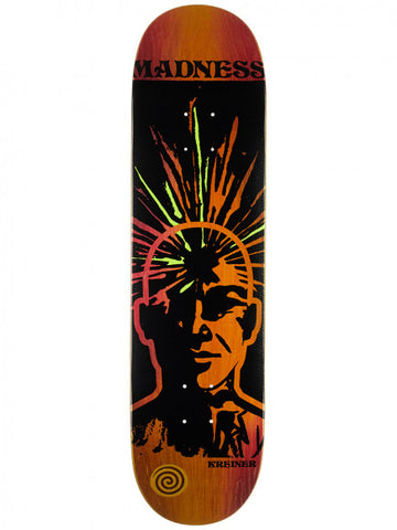 Madness Expanded Clay Kreiner R7 8.25 - Skateboard Deck