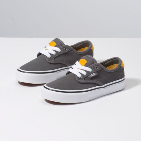 Vans Youth Chima Ferguson Pro Pewter / Mango Mojito - Shoes