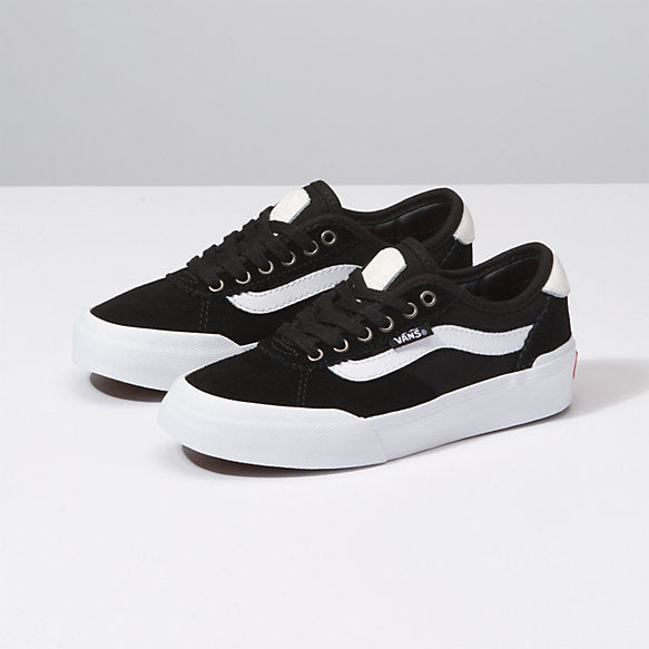 Vans Youth Suede Canvas Chima Pro 2 Black - Shoes