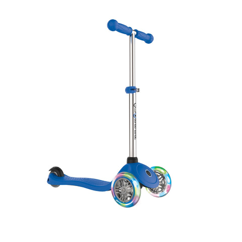 Globber Primo Lights 3 Wheels Adjustable - Scooter Complete