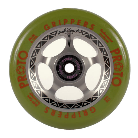 Proto Tracker Gripper Zack Martin 110mm (PAIR) - Scooter Wheels