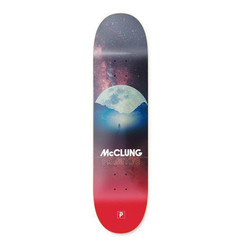 Primitive Mcclung New Frontier 8.0 - Skateboard Deck