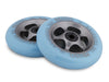 Proto Faded Grippers Pastel Blue / Ghost Grey, Scooter Wheels, Pair