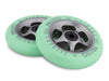 Proto Faded Sliders Pastel Green / Ghost Grey, Scooter Wheels, Pair