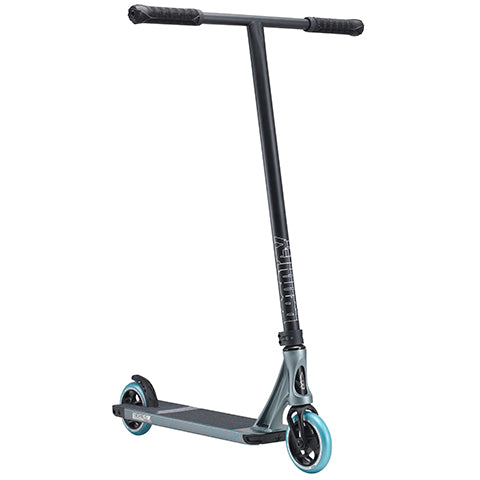 Prodigy S8 Street Edition Grey Teal Scooter Complete