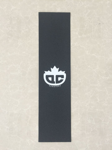 *QC Scooters Classic Logo Griptape - Scooter Griptape