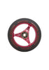 Rogue Ripper Wheels (PAIR), Scooter Wheels, Black Red