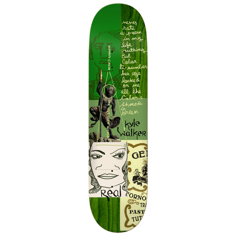 Real Kyle Postcards From Mark 8.38 - Skateboard Deck