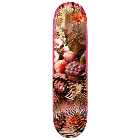 Real Brockel OP Art 8.5 - Skateboard Decks