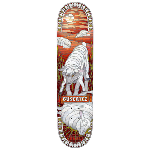 Real Busenitz Cathedral II 8.06 - Skateboard Deck