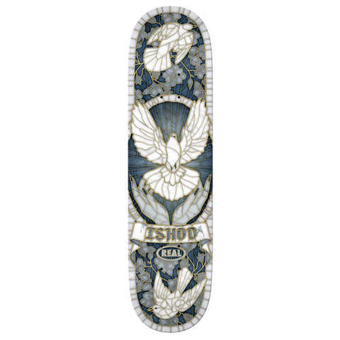 Real Ishod Cathedral II 8.25 - Skateboard Deck
