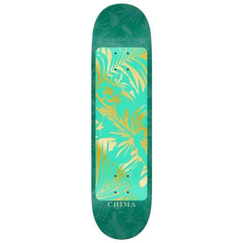 Real Chima Floral 8.06 - Skateboard Deck