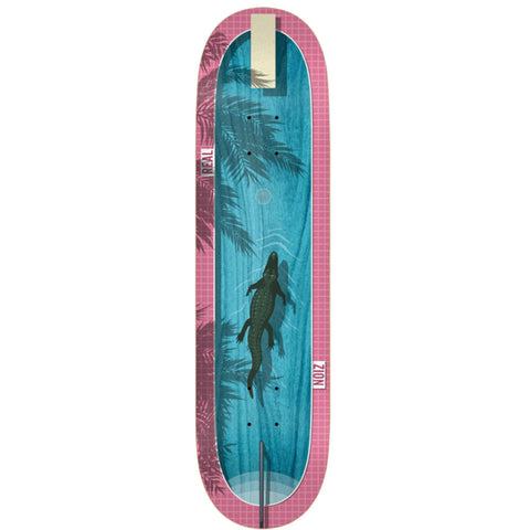 Real Zion Dive In 8.5 - Skateboard Deck