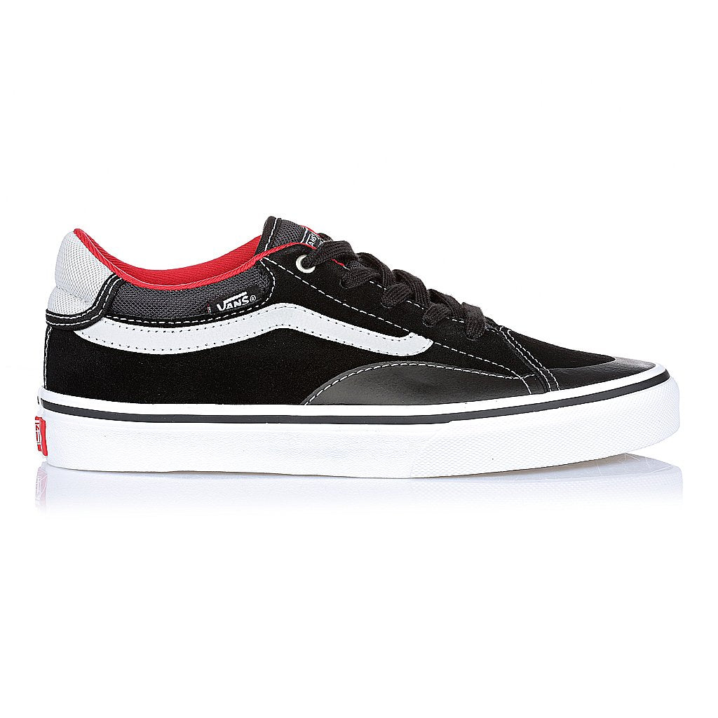 dd6449ca76 Vans Youth TNT Advanced Prototype Black Red White - Shoes – Versus ...