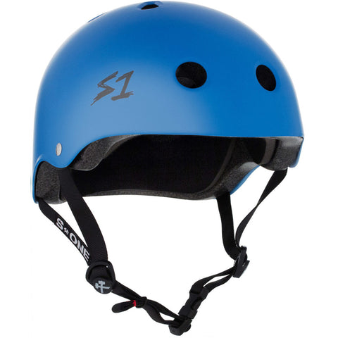 S1 Lifer Matte Cyan CERTIFIED - Helmet