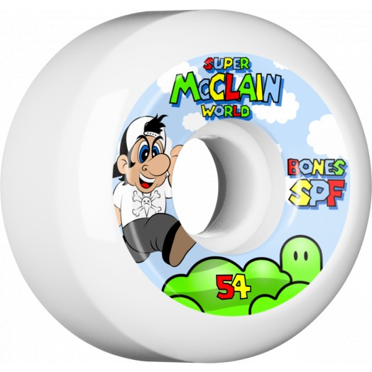 Bones SPF McClain Super P5 - Skateboard Wheels