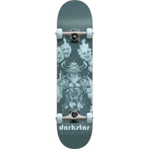 Darkstar Sure Shot Soft Top FP - Complete Skateboard