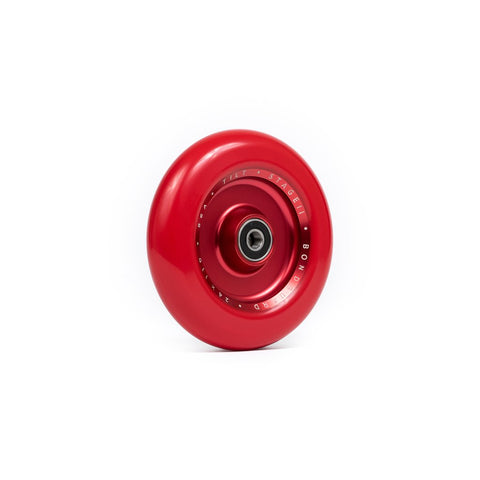 Tilt Stage 2 Full Core Red 110mm (PAIR) - Scooter Wheels