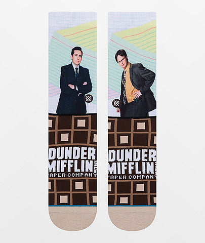 Stance The Office Regional Manager - Socks Front