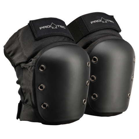 PRO-TEC Street Knee Pads Black - Protection