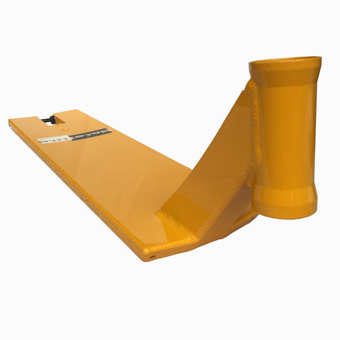 TSI Satellite Yellow - Scooter Deck