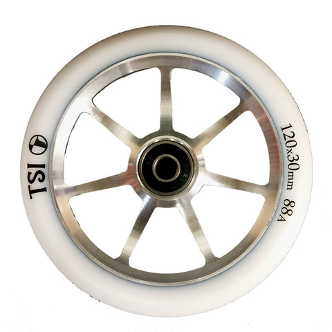 TSI 120x30mm (PAIR) - Scooter Wheels