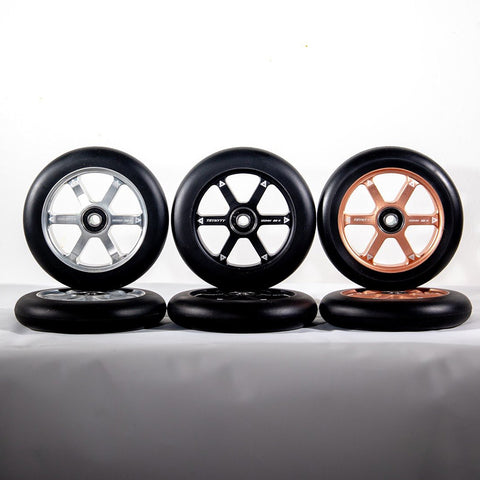 Trynyty Armadillo 120mm Wheels (PAIR) - Scooter Wheels