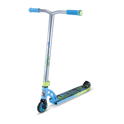 MGP VX7 Pro, Complete scooter, Color: Blue / Green
