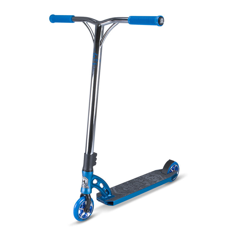 MGP VX7 Team, Complete scooter, Color: Blue
