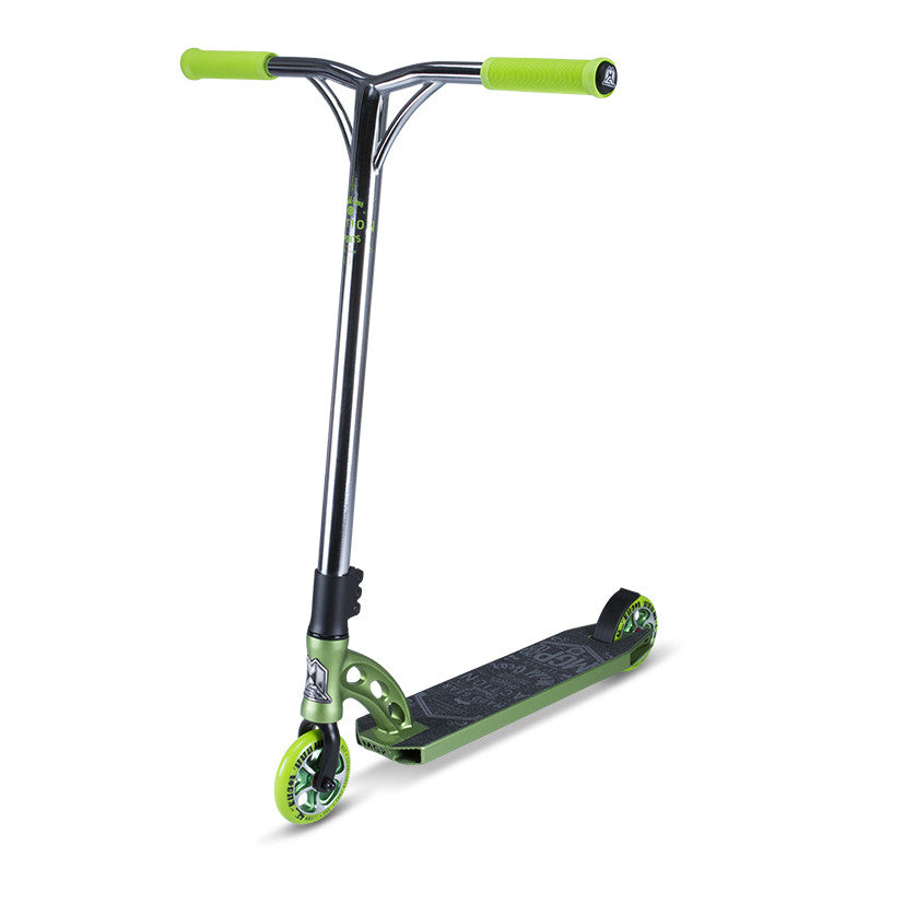 MGP VX7 Team, Complete scooter, Color: Green