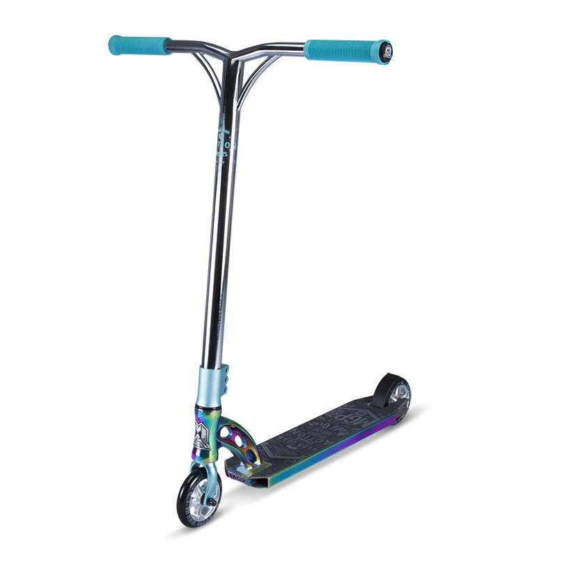 MGP VX7 Team Limited NeoChrome Complete Scooter