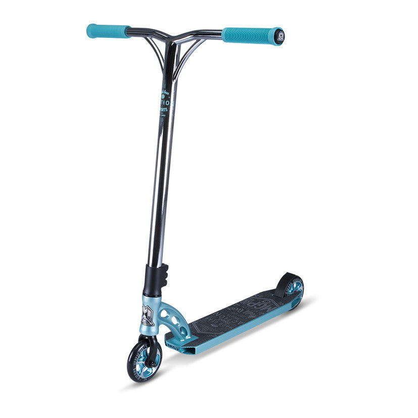 MGP VX7 Team, Complete scooter, Color: Teal
