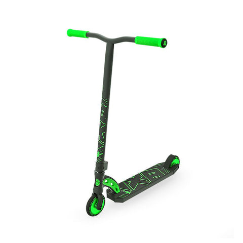 MGP VX8 Pro, Scooter Complete, Green, Angle Front