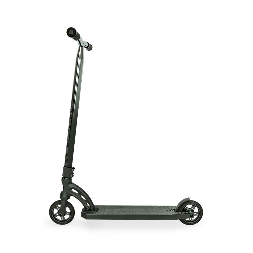 MGP VX8 Team, Scooter Complete, Black, Side