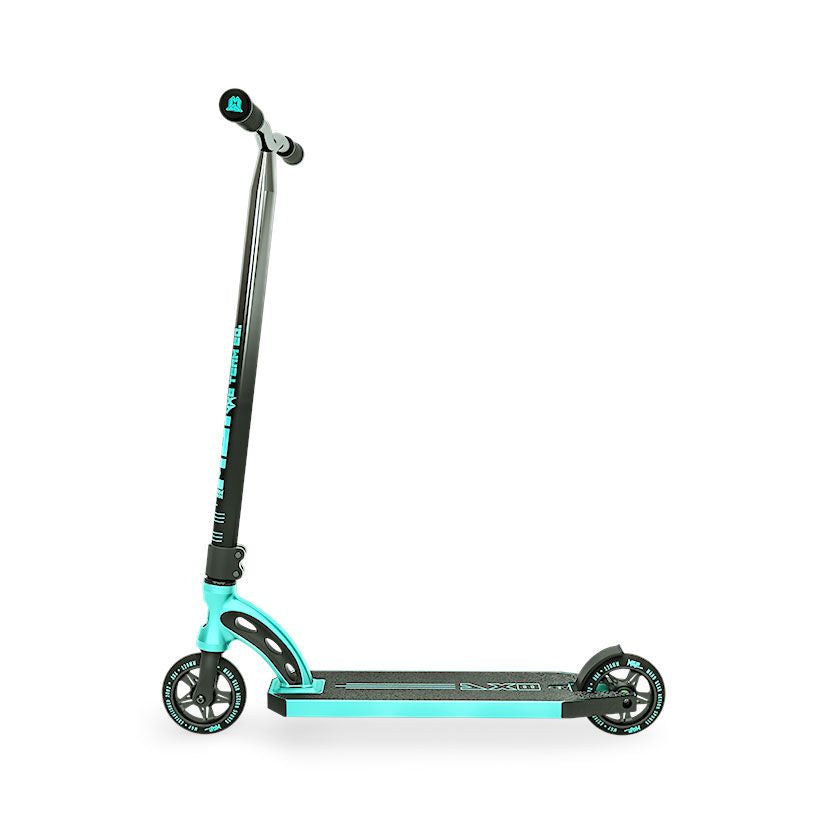 MGP VX8 Team, Scooter Complete, Turquoise, Side