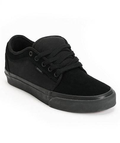 Vans Youth Chukka Low Blackout - Shoes