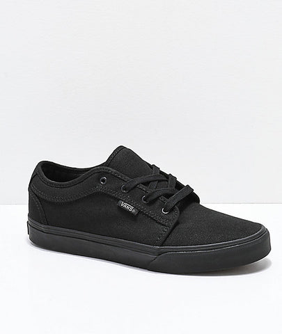 Vans Chukka Low Pro Blackout - Shoes Blackout