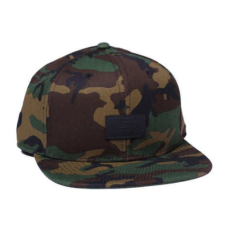 Vans All Over It Snapback - Hat Camo