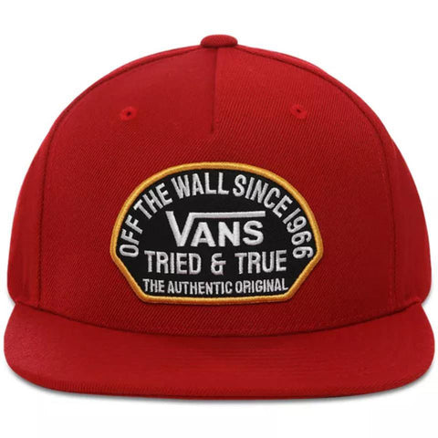 Vans Authentic OG Snapback - Hat Chili Pepper