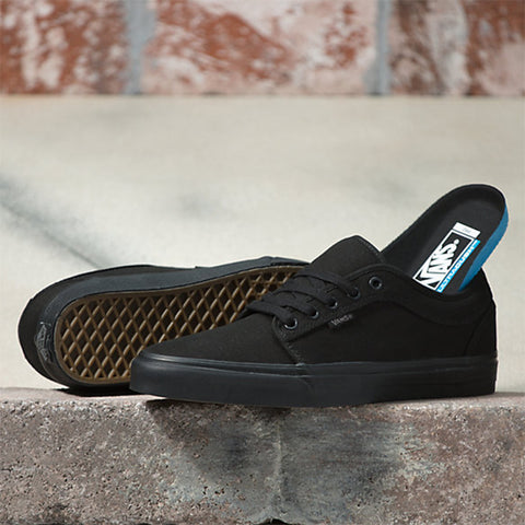 Vans Chukka Low Pro Blackout - Shoes