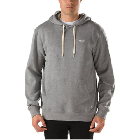 Vans Core Basics Pullover Concrete Heather Grey - Hoodie