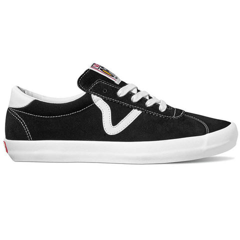 Vans Epoch Sport Pro Blackwhite - Shoes